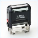 Штамп Автоматический 38х14 мм. 4911